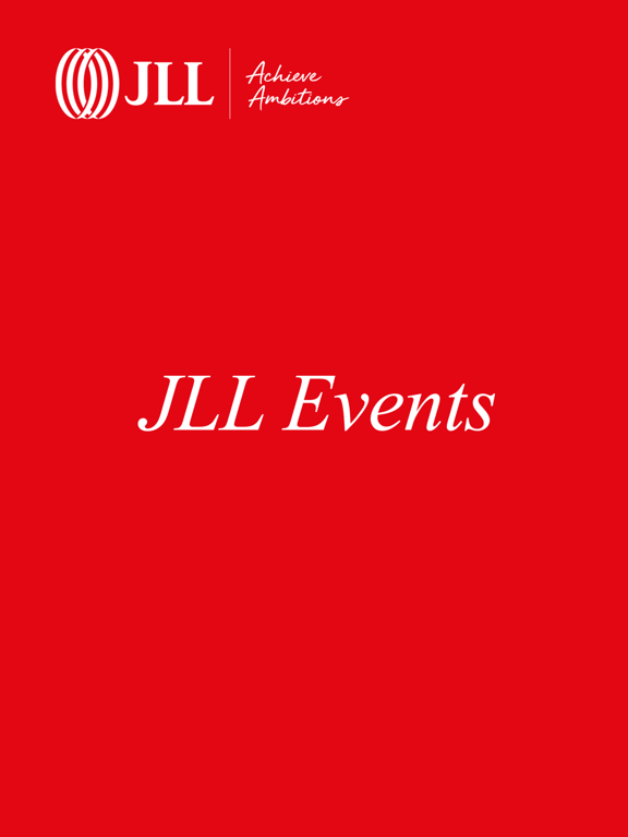 JLL Client Events screenshot 3