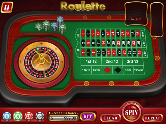 Roulette - Christmas Edition screenshot