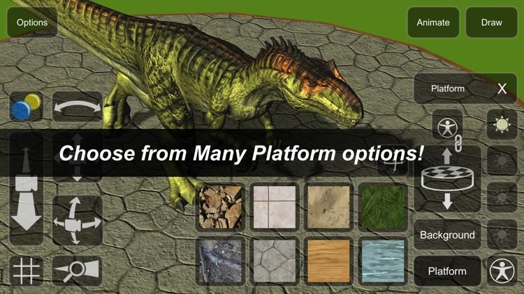 Allosaurus Mannequin screenshot-5