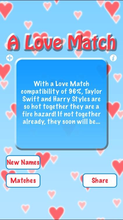 A Love Match Deluxe screenshot-3