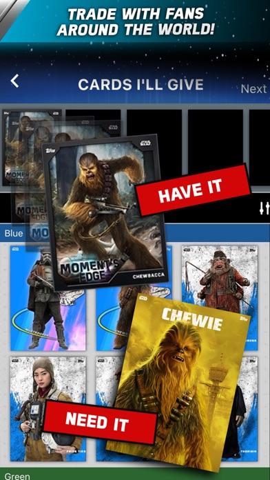 Star Wars™: Card Trader Screenshot