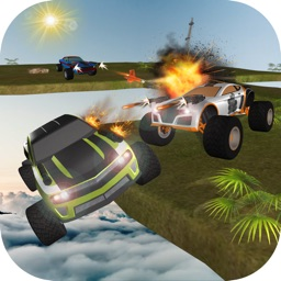 Multiplayer Cars Battle Wars