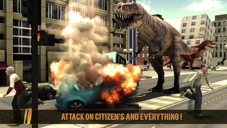 2018 wild dino city attack screenshot-4
