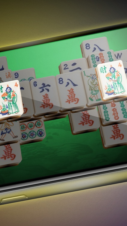 Mahjong Gold - Majong Master screenshot-1