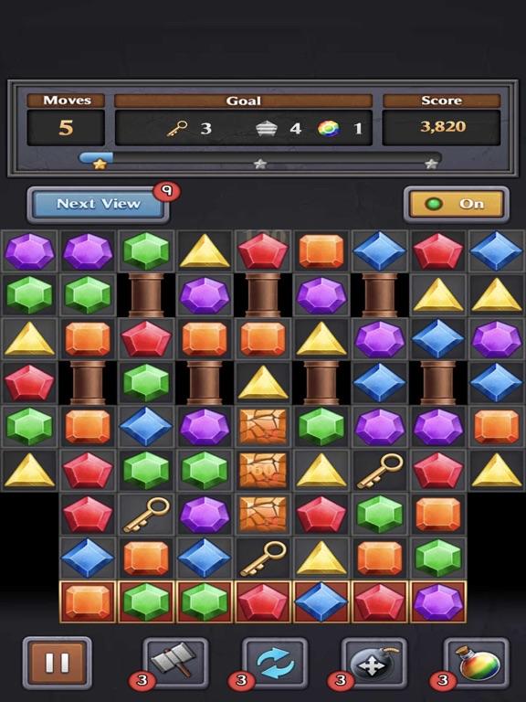 Jewelry Match Puzzle Скриншоты6