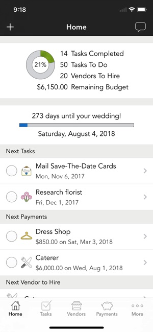 WeddingHappy - Wedding Planner on the App Store
