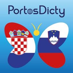 PortosDicty Hrv/Slo riječnik