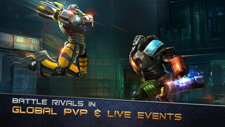 Real Steel World Robot Boxing screenshot-1