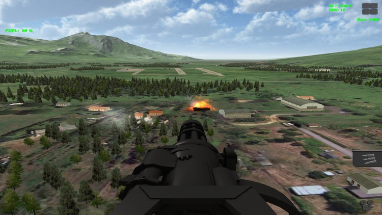 Chinook Ops - Flight Simulator screenshot-3