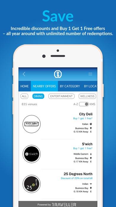 Screenshot for Samba Traveller in United Arab Emirates App Store
