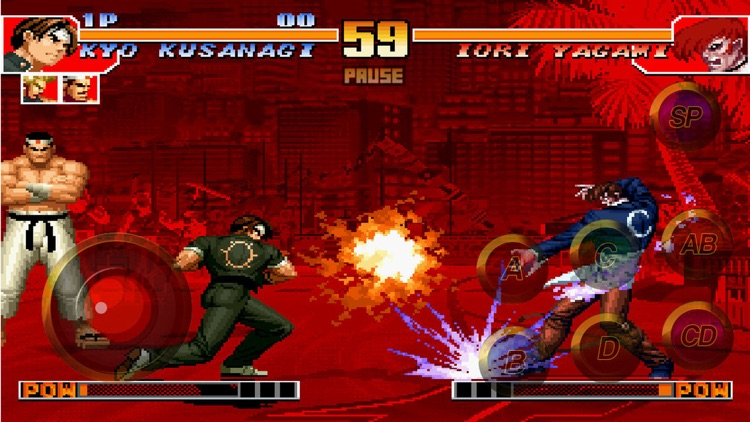 THE KING OF FIGHTERS '97 screenshot-4
