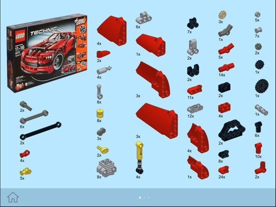 F2000 Racer For Lego 8070 Set App Price Drops