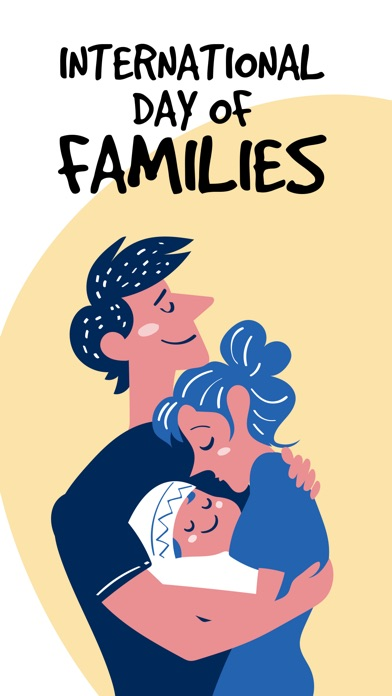 download Family Day Together Stickers apps 1