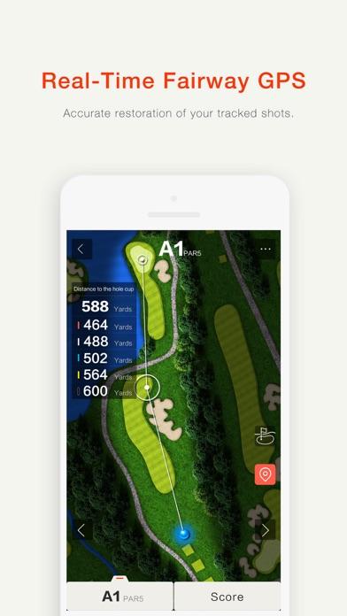 VOOGOLF-Golf screenshot three
