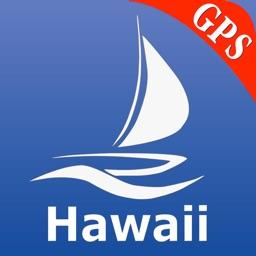Hawaii GPS Nautical Charts