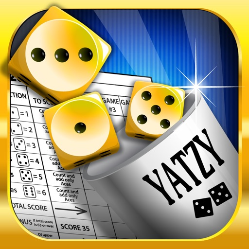 Yatzy Dice Game for Buddies