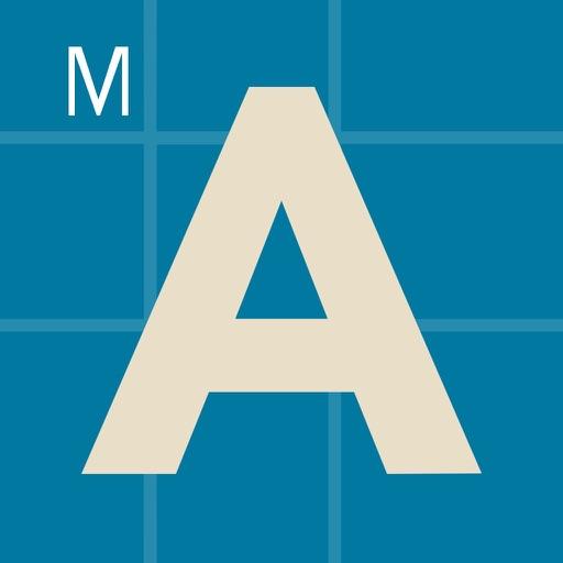 字母學習,由Montessorium