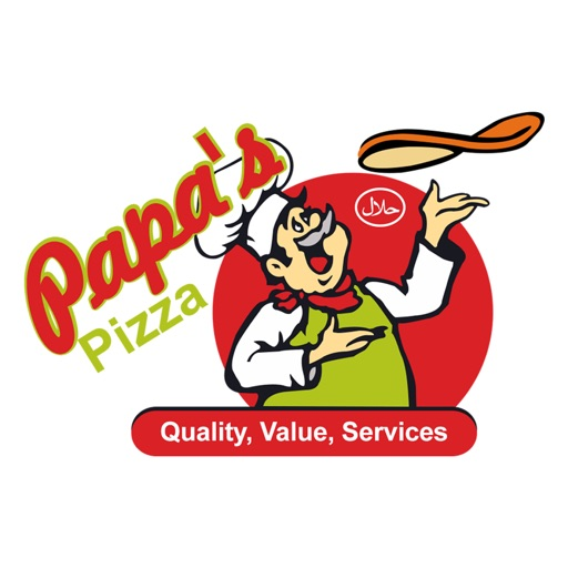 Papas pizza Woodville