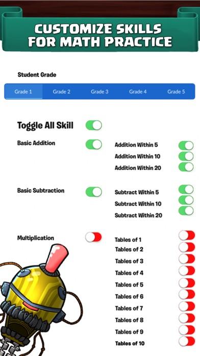 Cool Monster Maths Kids Games screenshot four