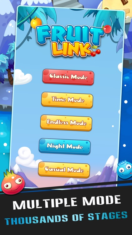 Fruit Link - Pop The Fruits screenshot-3