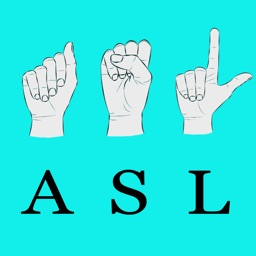 American Sign Language (ASL) Stickers