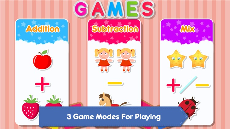 Math Kids Count, Add, Subtract screenshot-4