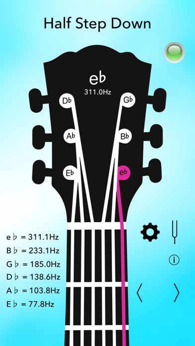 acoustic guitar tuner lite app price drops. Black Bedroom Furniture Sets. Home Design Ideas