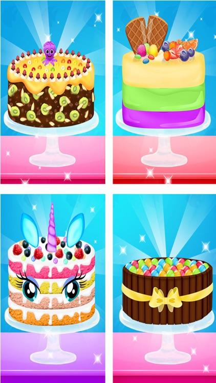 Cake Maker Cooking Mania screenshot-3