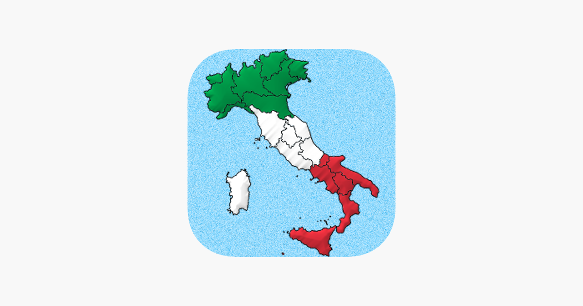 Italian Regions Italy Quiz On The App Store