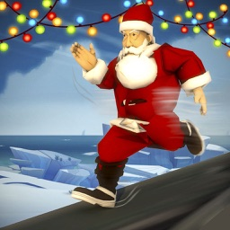 Christmas Santa Run Game 2017