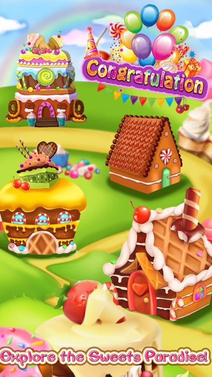 Sweets House