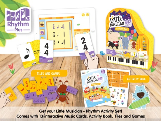 Image of LM – Rhythm Plus for iPad