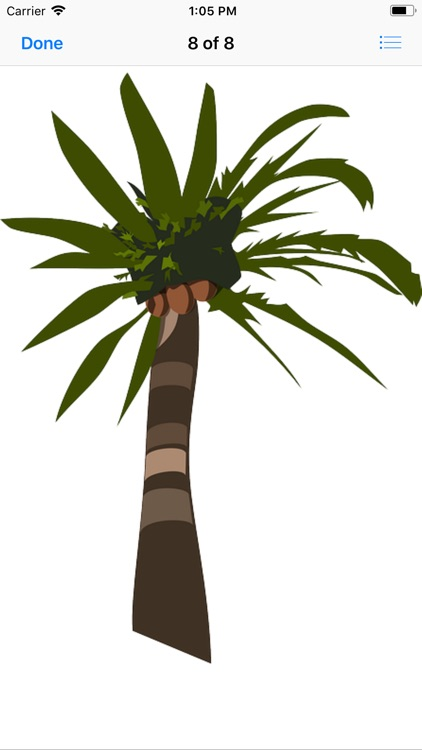 Palm Tree Stickers screenshot-8