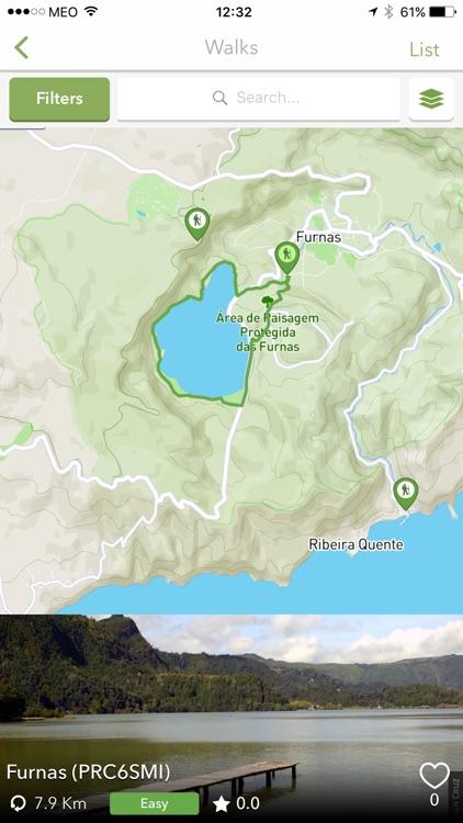 WalkMe | Azores Trails screenshot-4
