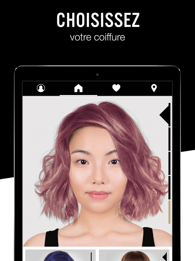 Style My Hair Dans L App Store