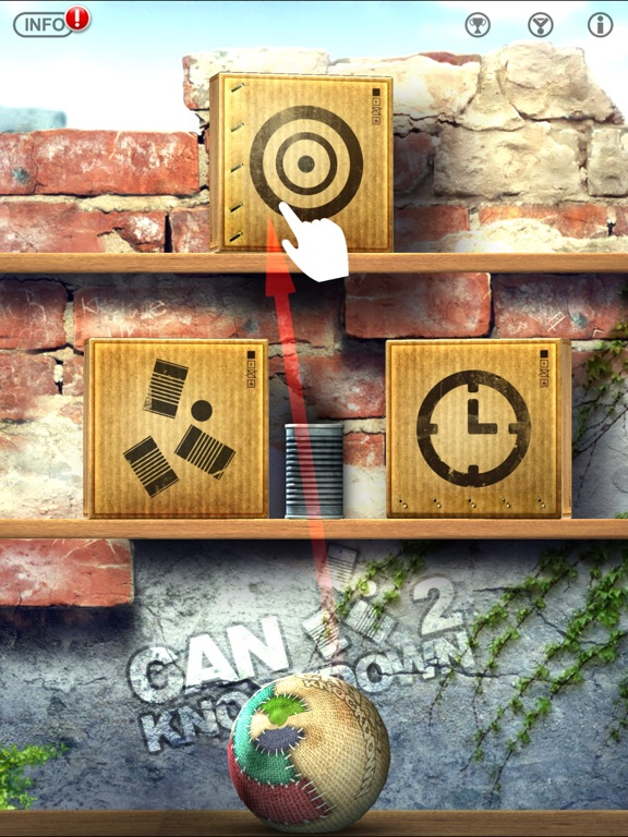 Can Knockdown 2 для iPad