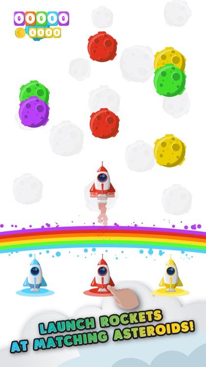 Rainbow Rocket screenshot-0