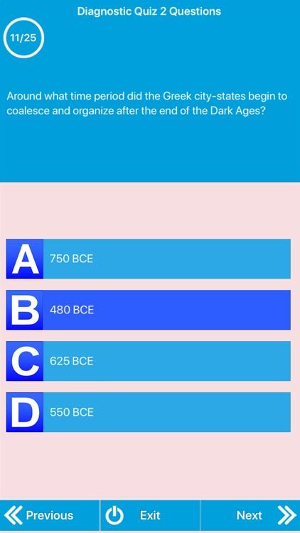 Ancient Greece History Quiz
