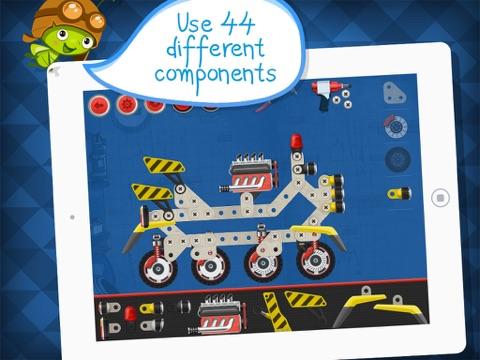 STEM Builder+ : Cars & Trucks - náhled