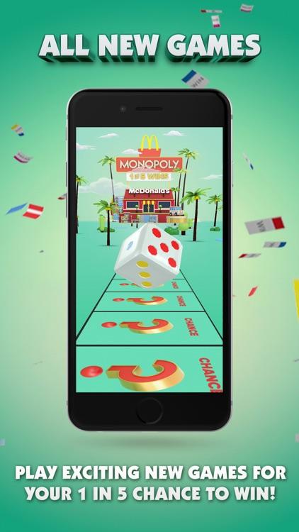 Monopoly at Macca's App NZ screenshot-3