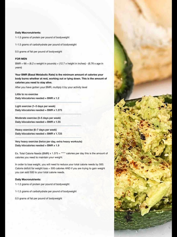 Fitfam Magazine screenshot 10