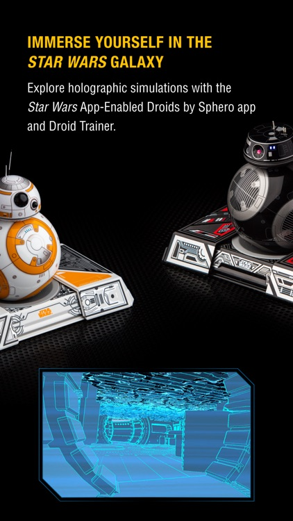 Star Wars Droids App by Sphero screenshot-4