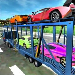 Heavy Duty Car Transporter 3D