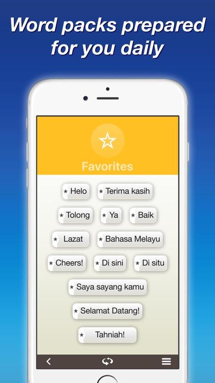Malay by Nemo screenshot-3