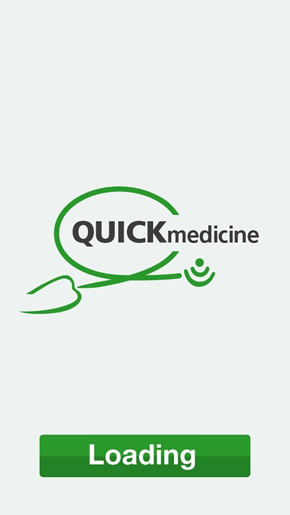 QUICKmedicine screenshot-0