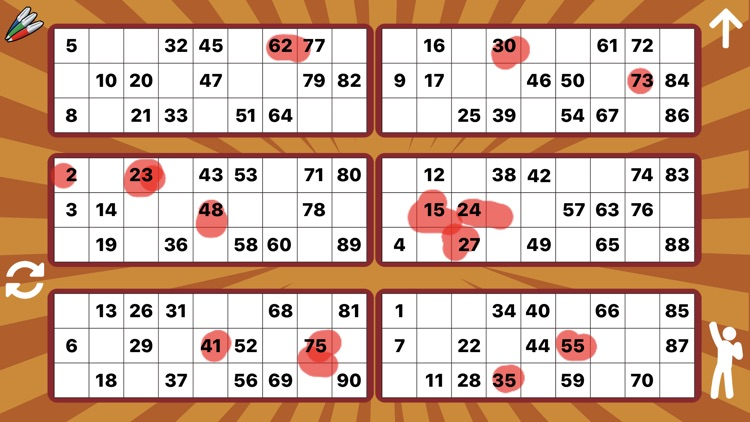Bingo Cards screenshot-4