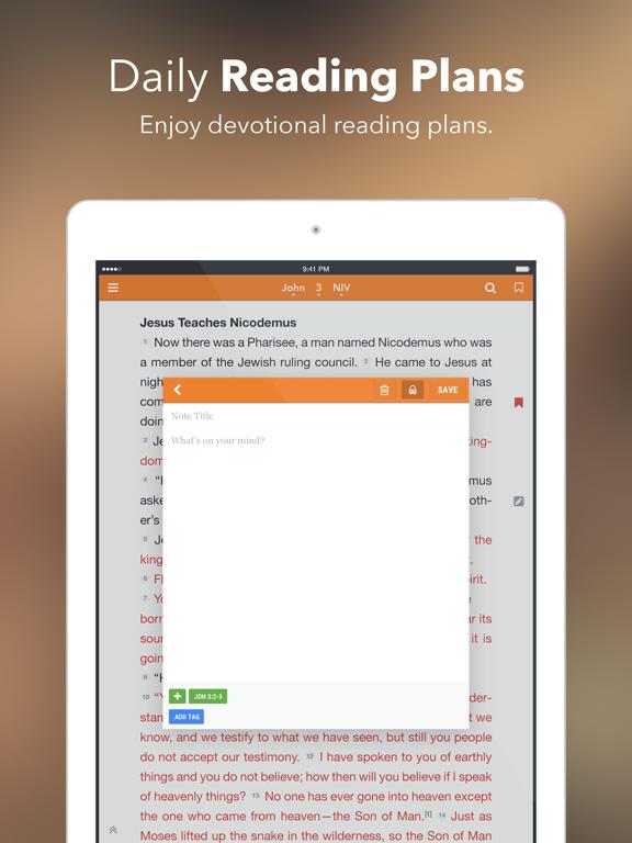 Bijbel +1 iPad app afbeelding 5