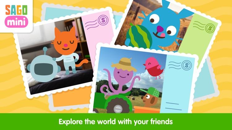 Sago Mini World screenshot-3