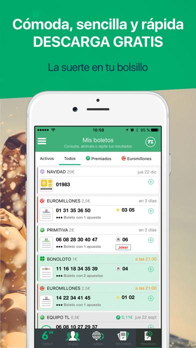 download TL: Loterias y Apuestas Estado apps 3