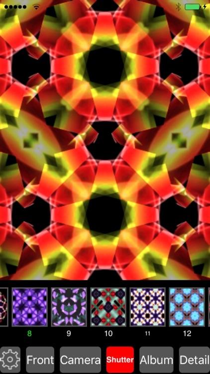 Kaleidoscope Art - Picture editor & camera filters screenshot-4
